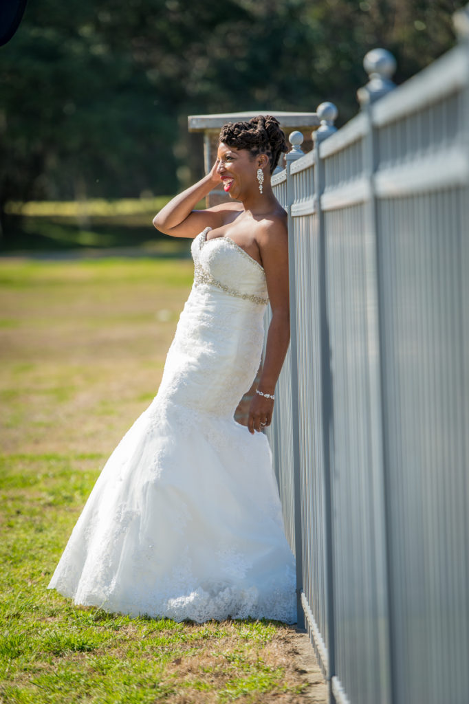 Bridal Session at Riverfront Park in Charleston, SC | Avila Dawn Events