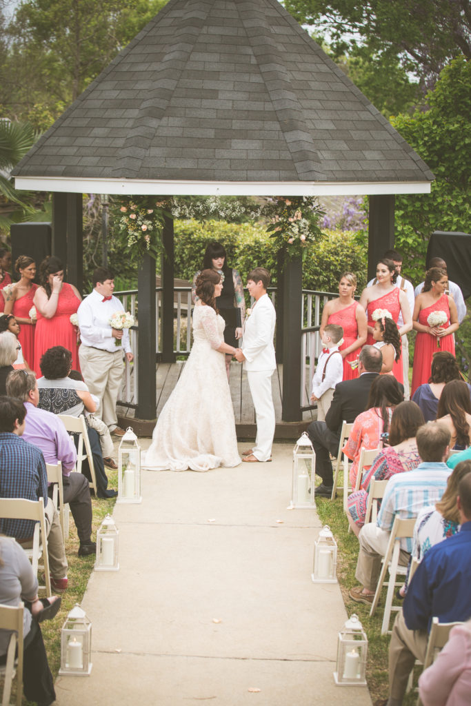 Same Sex Wedding in Columbia SC at the Corley Mill House planned by Avila Dawn Events