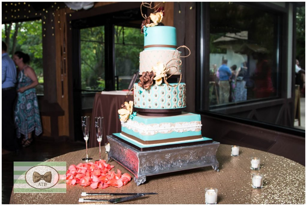 Riverbanks Zoo & Garden Wedding planned by Avila Dawn Events | www.aviladawnevents.com
