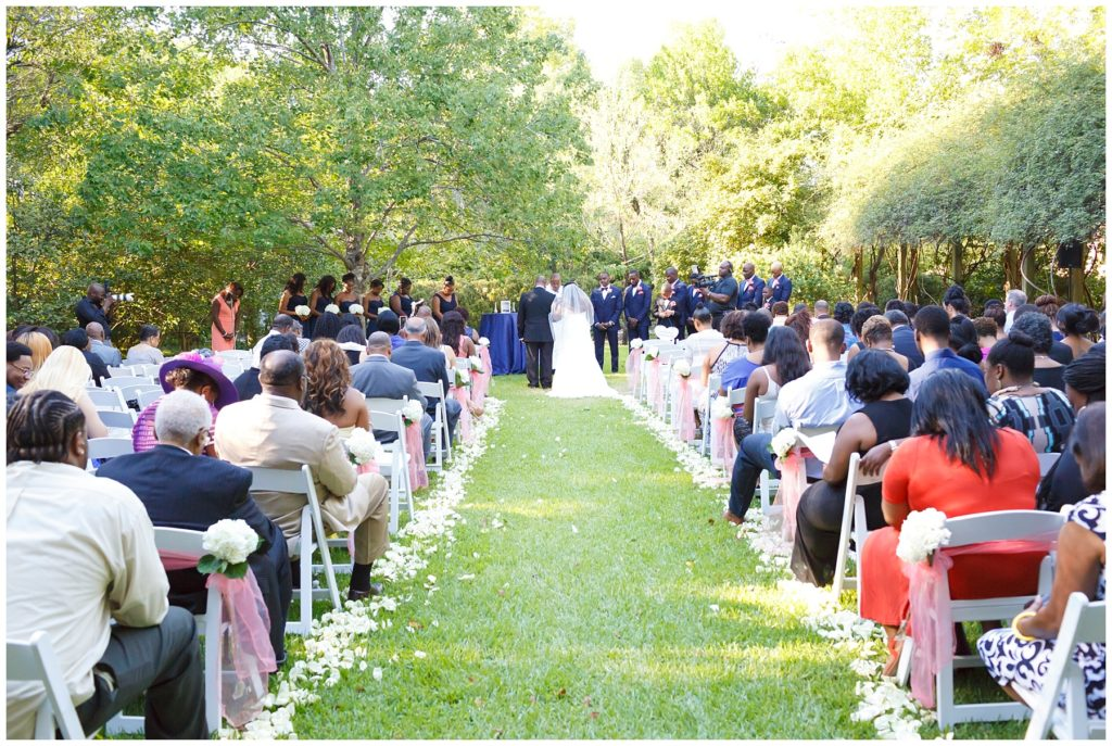 Lace House Wedding in Columbia SC planned by Avila Dawn Events