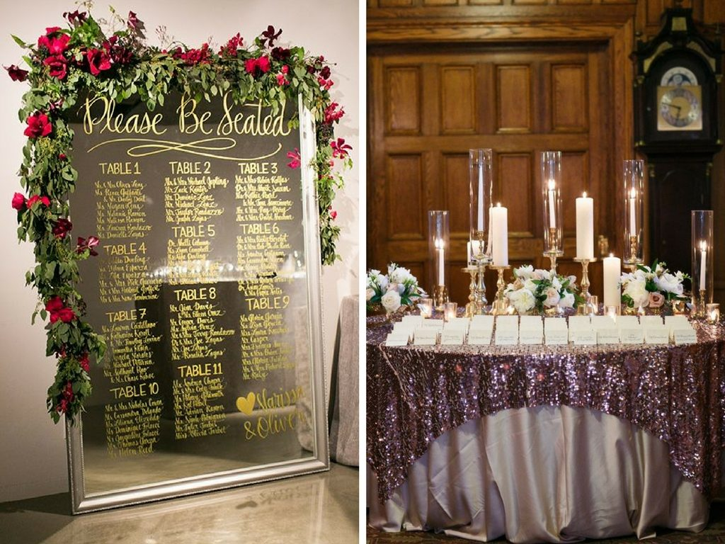 Escort Card Display, SC Wedding Planner, Columbia SC Wedding Planner, Columbia Wedding